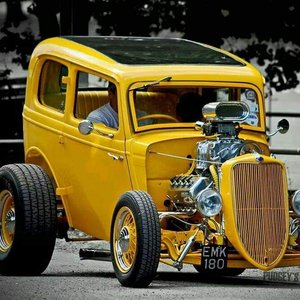 1936 Ford Model Y Hotrod Supercharged V8 For Sale