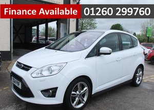 2014 FORD C-MAX 1.6 TITANIUM X TDCI 5DR For Sale