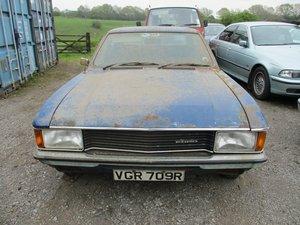 1977 Ford Granada - Restoration Project For Sale