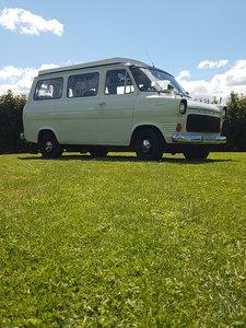 1973 Mk1 Ford transit campervan