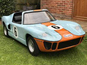 Ford GT40 Gulf Child's Junior Car go kart For Sale