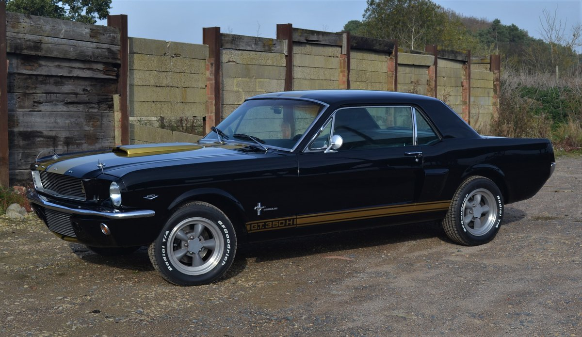 Ford mustang coupe 1965 for sale picture 1 of 6