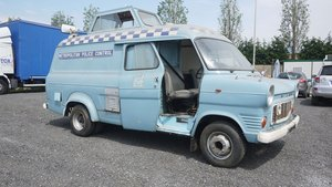 1977 Ford Transit Mark I Police Control For Sale by Auction