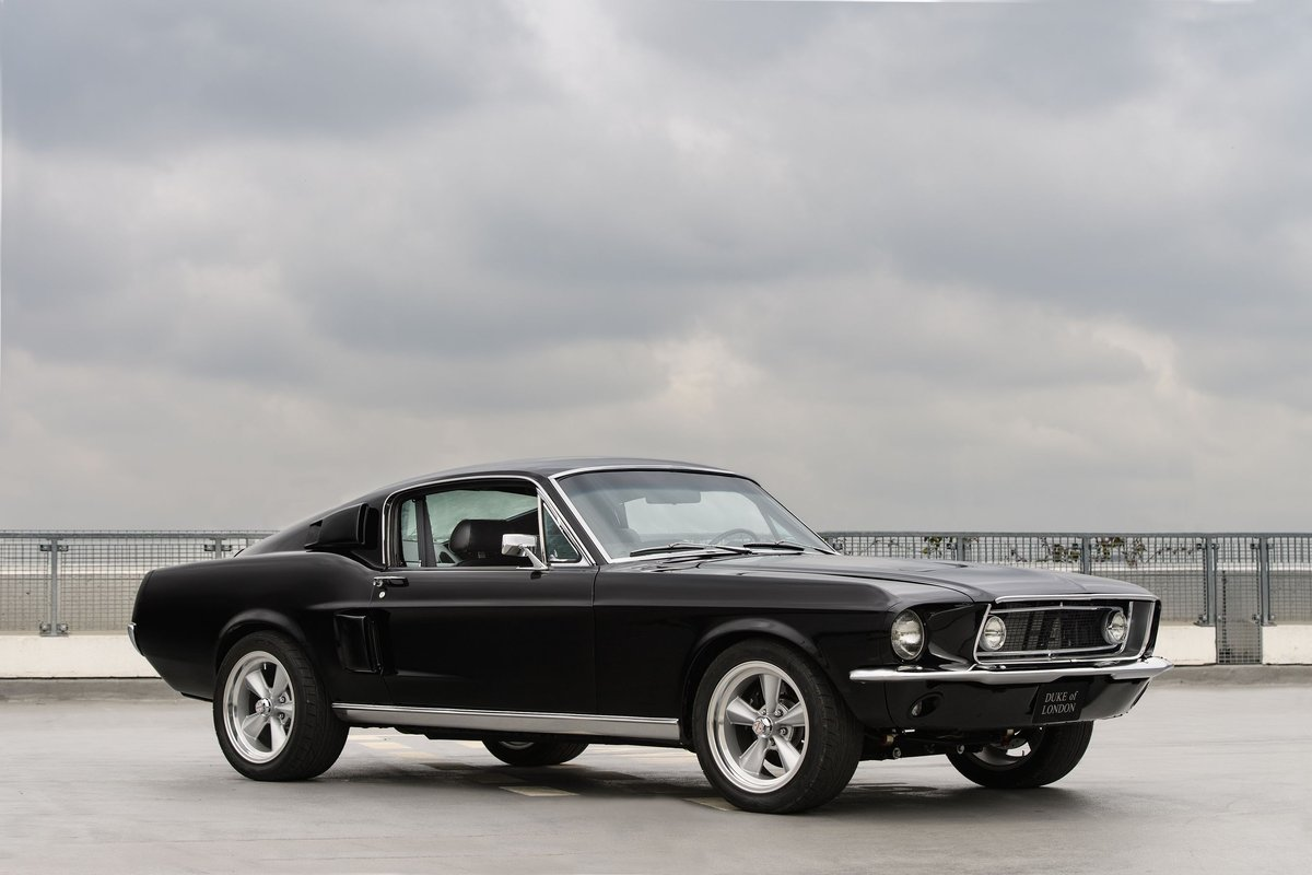 1968 ford mustang fastback sold car and classic