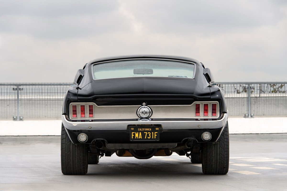 1968 Ford Mustang Fastback SOLD (picture 4 of 12)