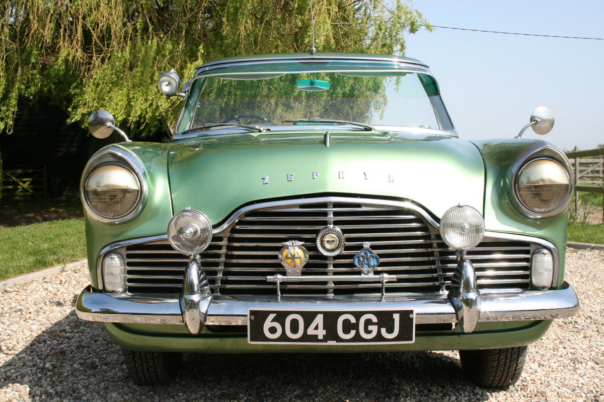 1961 MK2 Zephyr Zodiac Convertible. NOW SOLD.MORE CLASSIC FORDS  Wanted (picture 6 of 6)