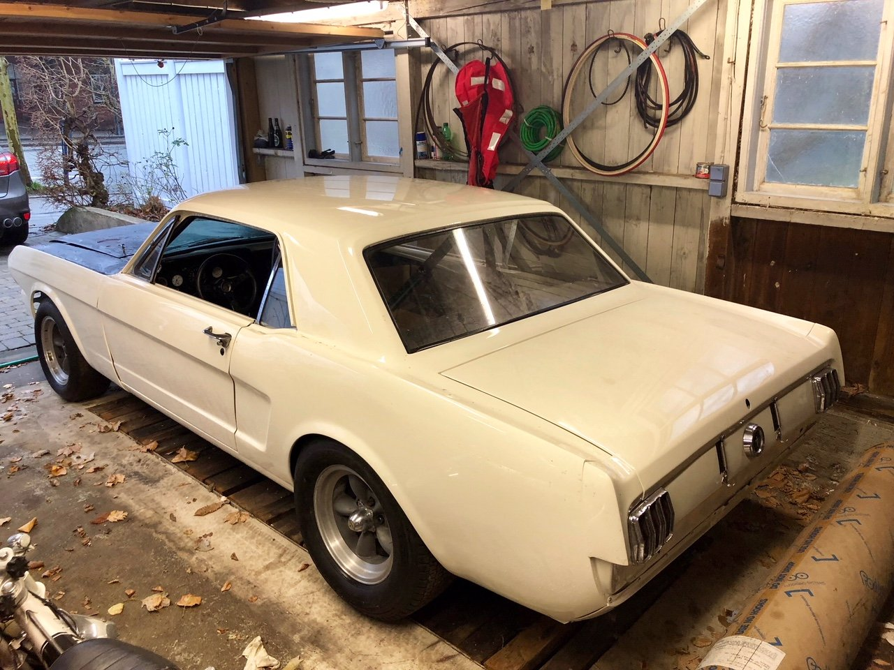 1965 Mustang Racecar project For Sale (picture 4 of 5)