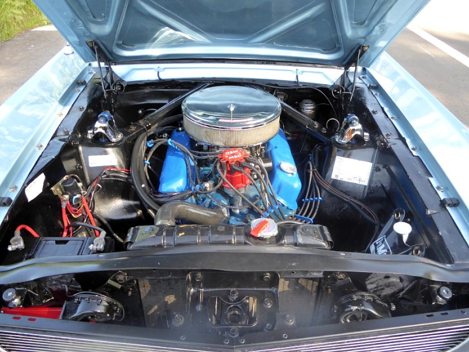 1966 Ford Mustang Coupe = A code 289 auto low miles $19.5k For Sale (picture 6 of 6)