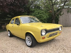 Mk1 Escort , 2.1 N/A Cosworth , 45's , 6 Speed Box  For Sale