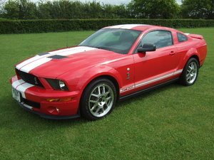 Picture of 2007 Ford Mustang Shelby GT500 fastback only 9500 miles For Sale
