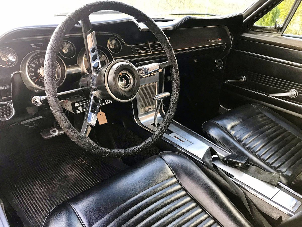 1967 289 V8 Ford Mustang For Sale (picture 4 of 6)
