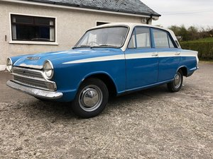 1965 FORD CORTINA 1300 DELUXE For Sale
