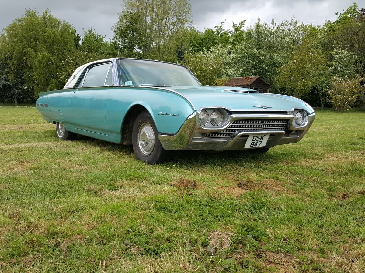 Ford Thunderbird Landau 1962 For Sale (picture 1 of 6)