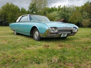 Ford Thunderbird Landau 1962