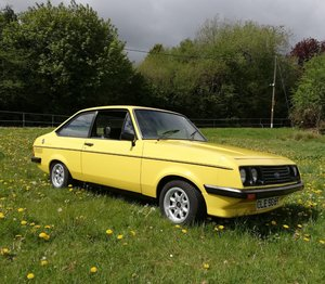 1978 Ford Escort RS 2000 For Sale by Auction