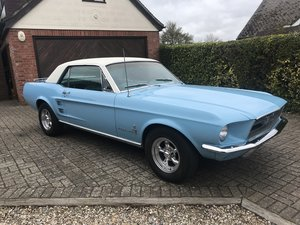 1967 Mustang Hardtop, Rare 'High Country Special' For Sale