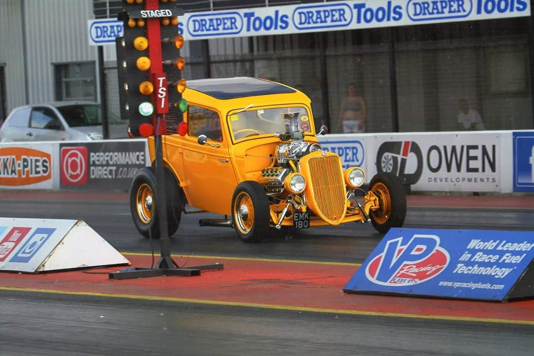 1936 Ford Model Y Hotrod Supercharged V8 For Sale (picture 5 of 6)