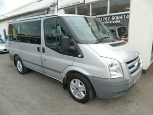 2009/59 Ford Transit Tourneo Limited 8 Seats 2.2TDCi 67797ml For Sale