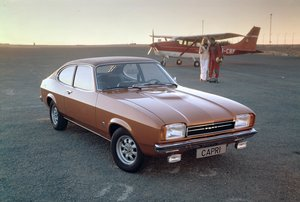 1978 Ford Capri 2.0 GL MKII For Sale by Auction
