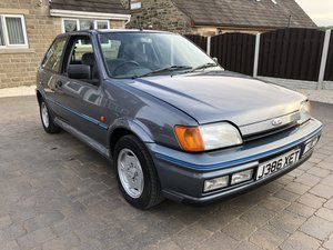 1991 Ford Fiesta XR2i For Sale by Auction