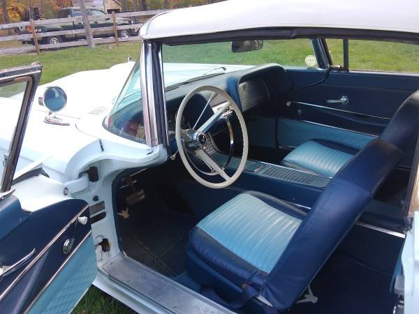 1959 Ford Thunderbird Convertible (Oxford, ME) $29,900 obo For Sale (picture 5 of 6)