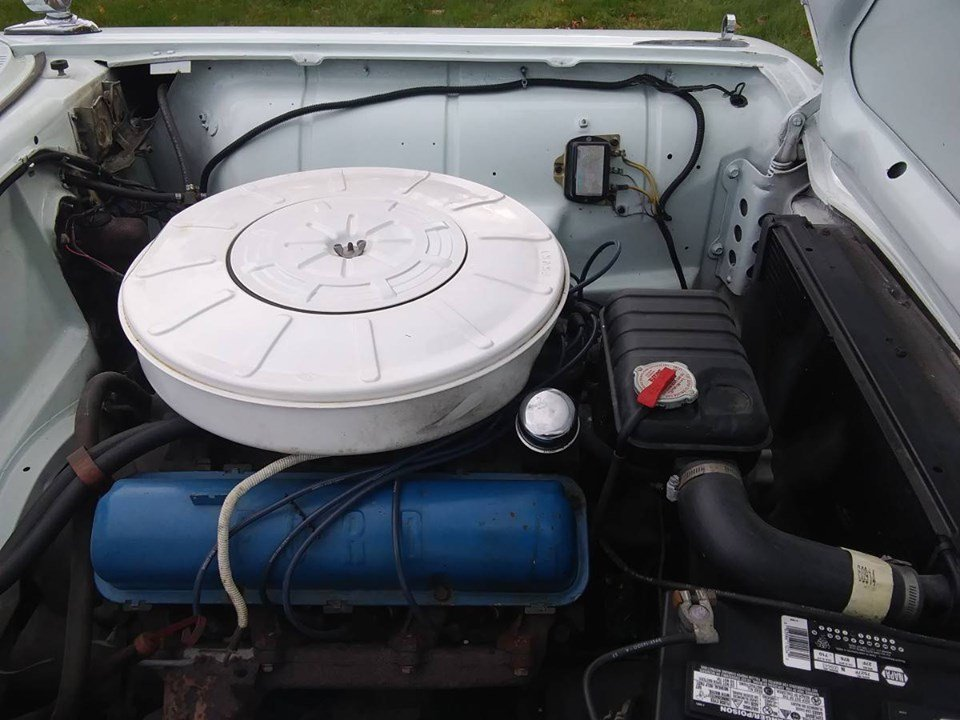 1959 Ford Thunderbird Convertible (Oxford, ME) $29,900 obo For Sale (picture 6 of 6)