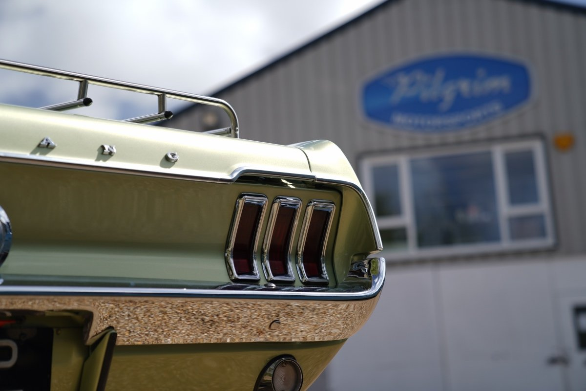 FORD MUSTANG 1967 289 V8 Manual four speed Convertible. For Sale (picture 6 of 6)