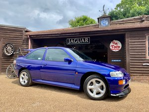 1995 FORD ESCORT RS COSWORTH. 18,000 MILES UNRESTORED PERFECTION. For Sale
