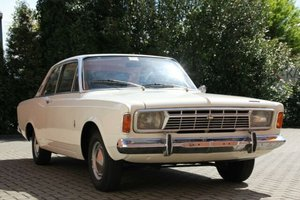 Ford 17M P7a 1700S, 1968 SOLD