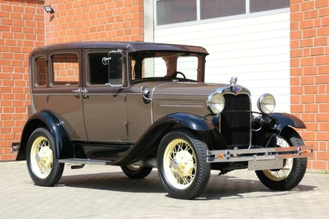 Ford Model A Fordor  SOLD (picture 1 of 6)