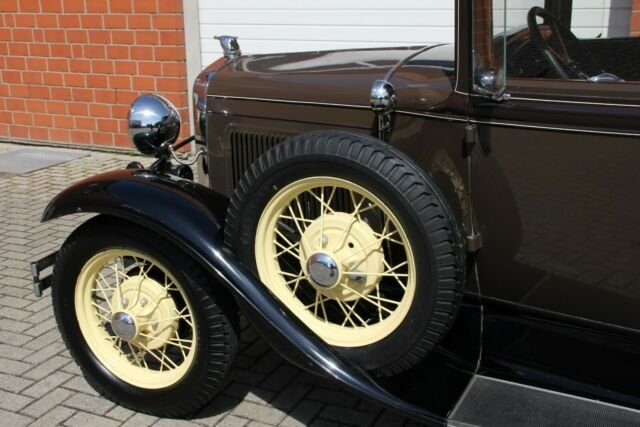 Ford Model A Fordor  SOLD (picture 5 of 6)