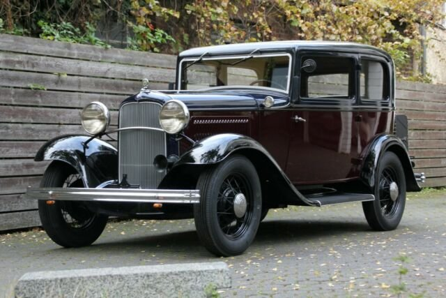 Ford Model B Fordor, 1934, 22.900,- Euro For Sale (picture 1 of 6)
