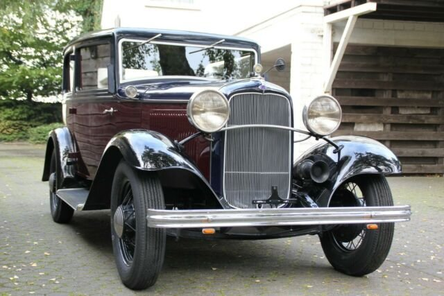 Ford Model B Fordor, 1934, 22.900,- Euro For Sale (picture 5 of 6)