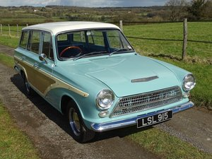 1963 Ford Cortina 1500 Super Woody Estate SOLD