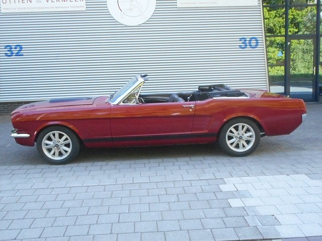 1965 FORD MUSTANG CONVERTIBLE 289 V8 For Sale (picture 6 of 6)