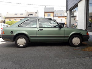 1988 FORD ESCORT For Sale by Auction