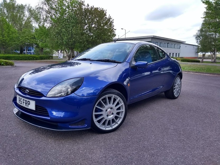 2000 Ford Racing Puma. No 275. For Sale (picture 1 of 6)