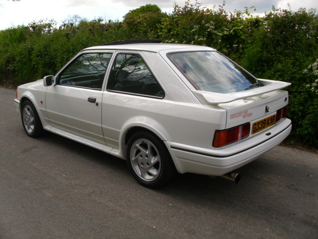 1990 ford escort rs turbo For Sale (picture 4 of 6)