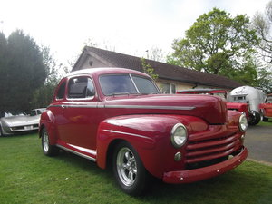 1947 Ford Coupe 390 Big Block V8, 4 Speed Manual, Hot Rod,