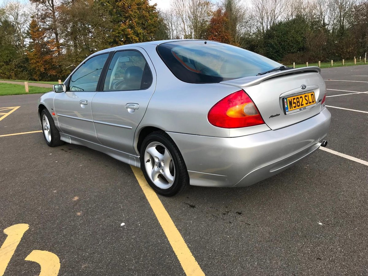Ford Mondeo ST Yr2000 - Simply Stunning Example For Sale (picture 3 of 6)