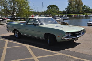 1971 Ford Ranchero 302 5.0l V8 - Great truck! For Sale