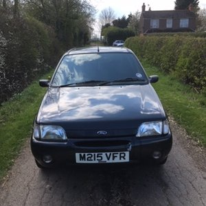 1995 FORD FIESTA Si 1.6 VAN For Sale