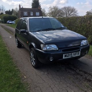 1995 FORD FIESTA Si 1.6 VAN For Sale (picture 2 of 6)