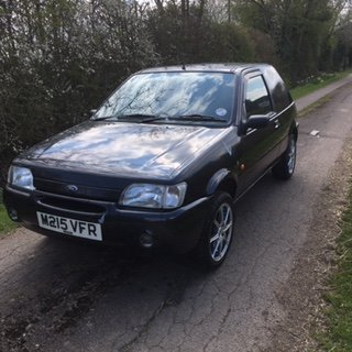 1995 FORD FIESTA Si 1.6 VAN For Sale (picture 3 of 6)