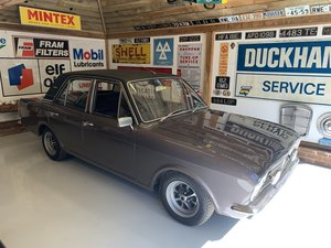 1968 Ford Cortina 1600e S1 For Sale