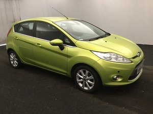 Picture of 2009/59 Ford Fiesta 1.4 Zetec 5dr Auto 1 owner 42984 mls FSH SOLD