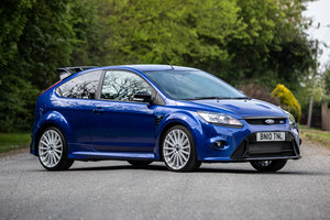 2010 Ford Focus RS - 1 owner only 5,710 miles from new For Sale by Auction