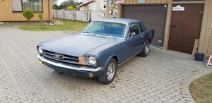 1965 FORD Mustang V8 C-Code For Sale