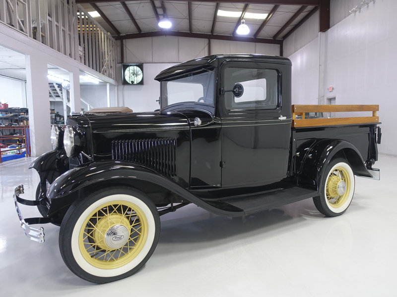 1932 Ford Model B Pickup For Sale (picture 1 of 6)
