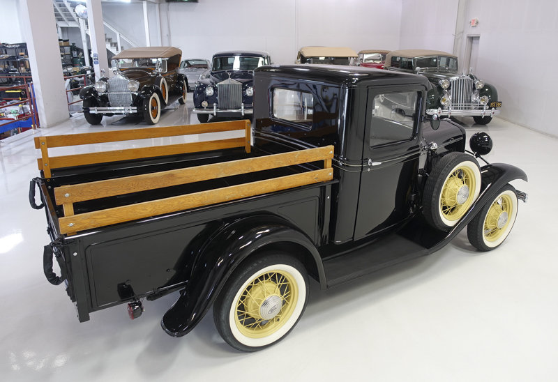1932 Ford Model B Pickup For Sale (picture 2 of 6)